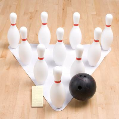 Lightweight Bowling Set Main Image
