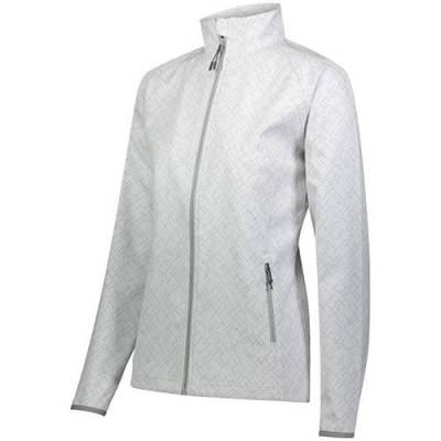 Holloway Ladies' Featherlight Soft Shell Jacket Main Image