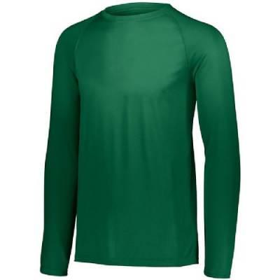 Augusta Youth Attain Wicking LS Shirt Main Image