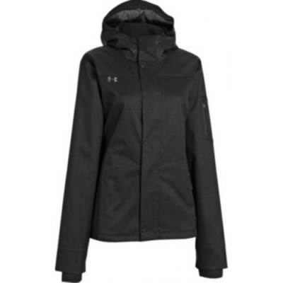 Under Armour® ArmourStorm® Team Women's Full-Zip Hooded Jacket Main Image