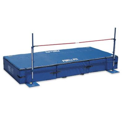Competition High Jump Landing System Main Image
