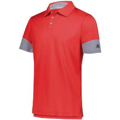 Russell Athletic Hybrid Polo Main Image