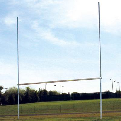 "Classic ""H"" Shape Steel Goal Post Main Image"
