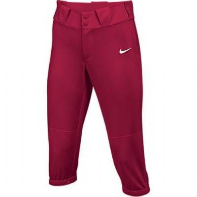 Nike Diamond Invader Women's 3/4-Length Softball Pants Main Image