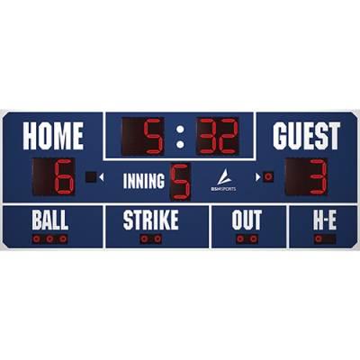 14' X 5' Baseball Scoreboard Main Image