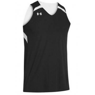 Under Armour® Stock Men's Reversible Basketball Jersey Main Image