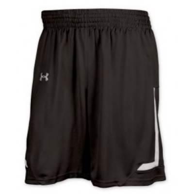 Under Armour® Threat Stock Men's Basketball Shorts Main Image