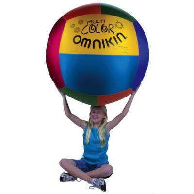 OMNIKIN® Multicolor Balls Main Image