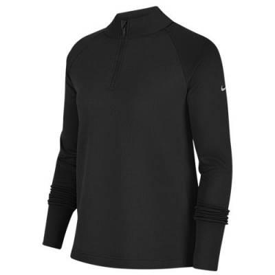 Nike Women's Therma Long Sleeve Half Zip Top Main Image
