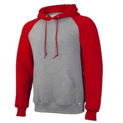 Russell Athletic Dri-Power Fleece Colorblock Hood Main Image