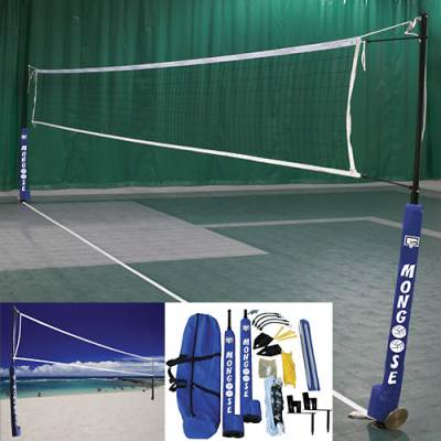 Mongoose Wireless Volleyball System Main Image