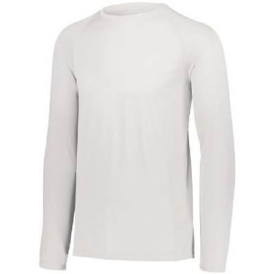 Augusta Attain Wicking LS Shirt Main Image