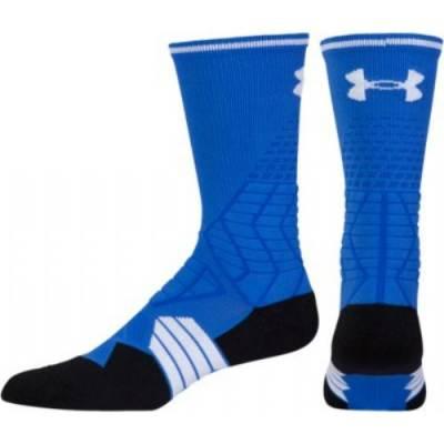 UA Football Crew Socks Main Image