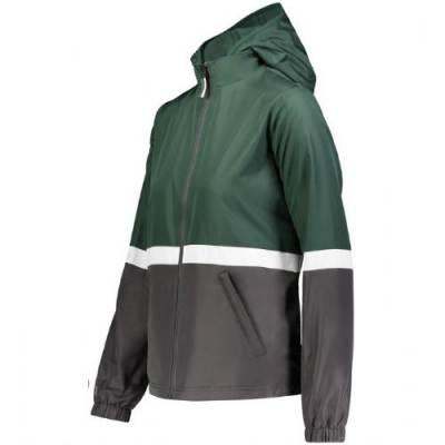 Holloway Ladies Turnabout Reversible Jacket Main Image