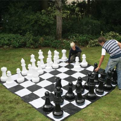 Giant Chess Set Main Image