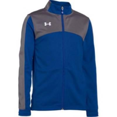 Under Armour® Futbolista Boys' Full-Zip Soccer Jacket Main Image