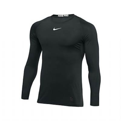 Nike Pro Longsleeve Fitted Top Main Image