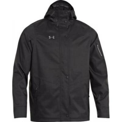 Under Armour® ArmourStorm® Team Adults' Full-Zip Hooded Jacket Main Image