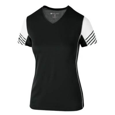 Holloway Ladies' Arc Shirt S/S Main Image