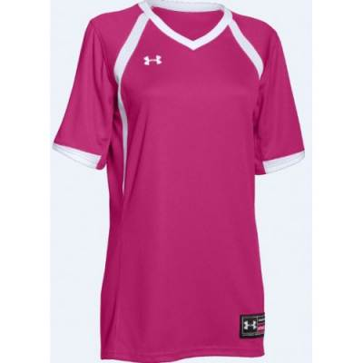 Under Armour® Women's Cut-Off Softball Jersey Main Image