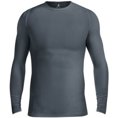 BSN SPORTS Men's Longsleeve Compression Main Image