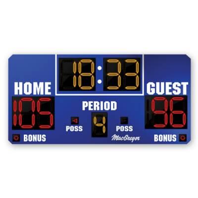 8' X 4' Indoor Scoreboard Main Image