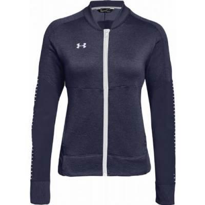 Under Armour Women's Qualifier Hybrid Warm-Up Jacket Main Image