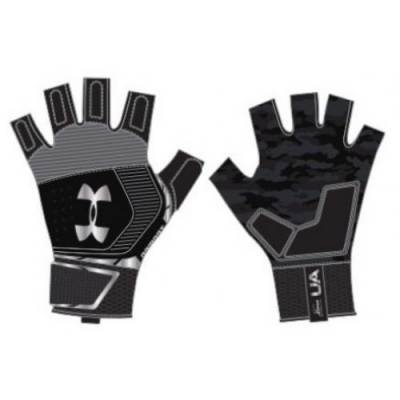 UA Combat Half Finger Glove Main Image