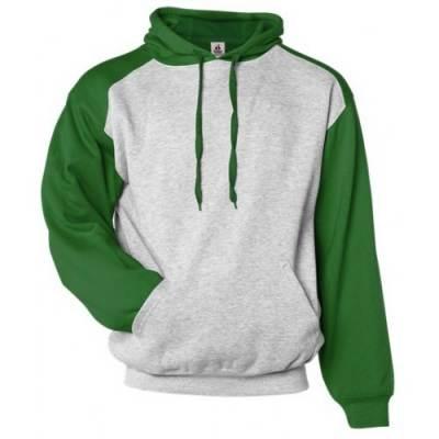 Badger Athletic Fleece Sport Hood Main Image