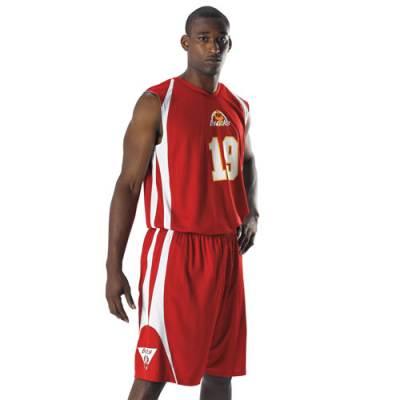 Youth Reversible Basketball Shorts Main Image