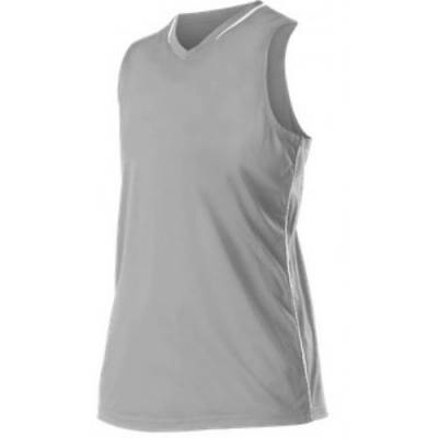 Alleson Athletic Women's Racerback Fast-Pitch Softball Jersey Main Image