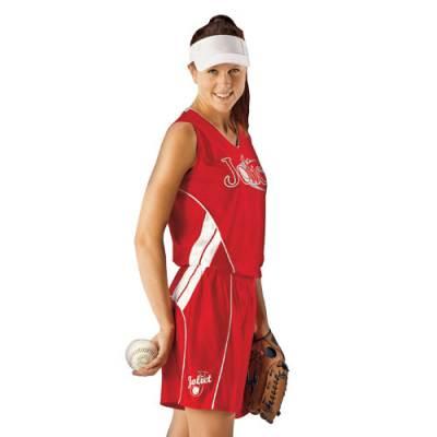 Mesh Softball Short Main Image