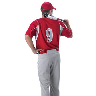 Mesh Baseball Jersey Main Image