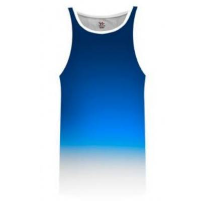 Alleson Youth Ombre Track Singlet Main Image
