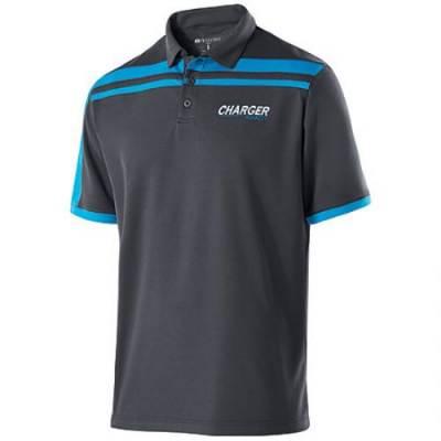 Holloway® Charge Men's Short-Sleeve Polo Main Image