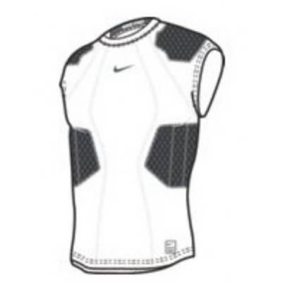 Nike Pro Hyperstrong Sleeveless Top Main Image