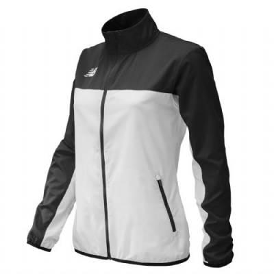 New Balance Women's Athletics Warm Up Jacket Main Image