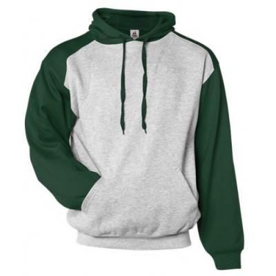 Badger Youth Athletic Fleece Sport Hood Main Image