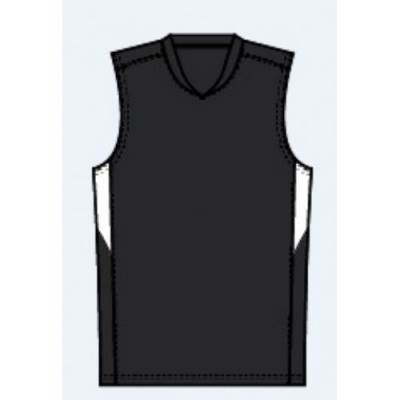 CHAMPRO Sports® Charge Men's Sleeveless Basketball Jersey Main Image