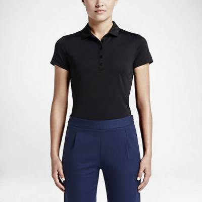 Nike Women's Victory Solid Golf Polo Main Image
