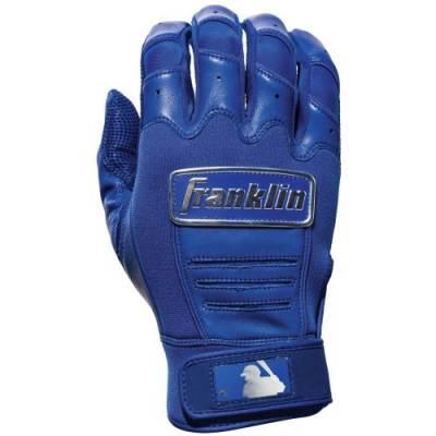 Franklin CFX Pro Chrome Batting Gloves Main Image