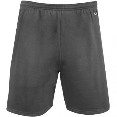 Badger Youth Athletic Fleece Short Main Image