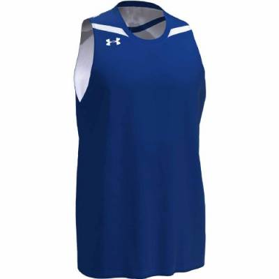 UA Youth Clutch 2 Reversible Jersey Main Image