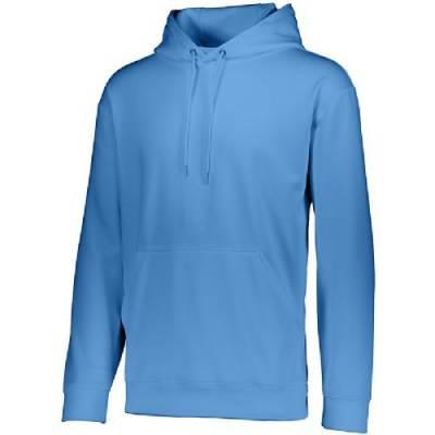 Augusta Wicking Fleece Hood Sweatshirt Main Image