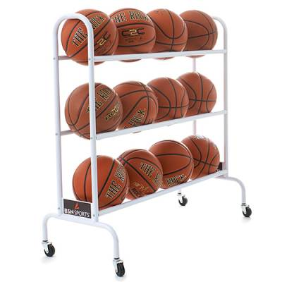 Wide Body Ball Carts Main Image