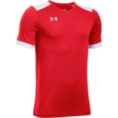 UA Youth Threadborne Match Jersey Main Image