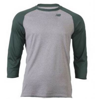 New Balance 3/4 Raglan Sleeve Top Main Image