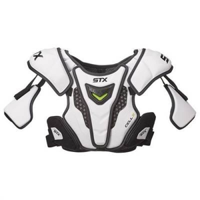 STX Cell IV Lacrosse Shoulder Pads Main Image