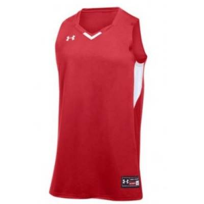 Under Armour Youth Fury Basketball Jersey Main Image