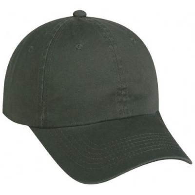 OC Sports GWT-116 Unstructured Washed Cap Main Image